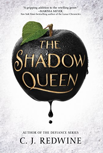 The Shadow Queen by C. J. Redwine   reading, books
