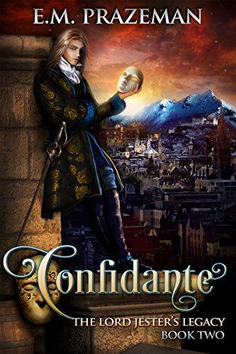 Confidante by E.M. Prazeman | reading, books
