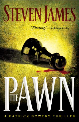 The Pawn by Steven James | books, reading, book covers