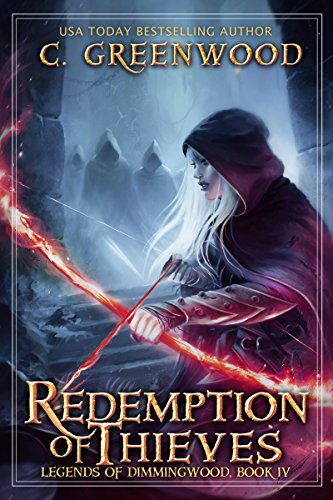 Redemption of Thieves by C. Greenwood | books, reading, book covers, cover love, arrows