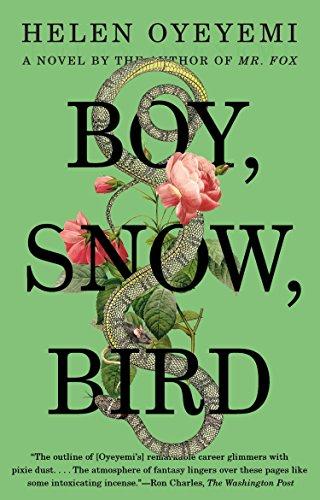 Boy, Snow, Bird by Helen Oyeyemi | books, reading, book covers