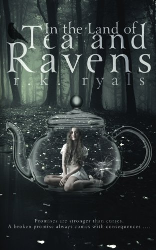 In the Land of Tea and Ravens by R.K. Ryals   books, reading, book covers