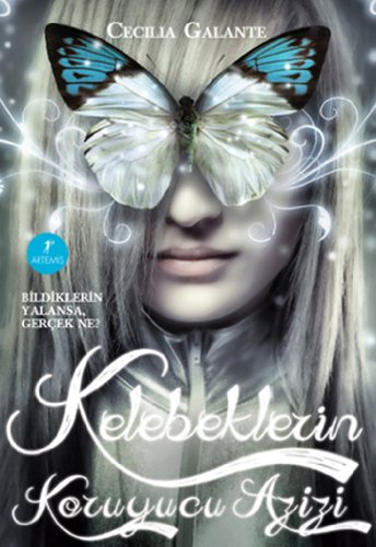 The Patron Saint of Butterflies by Cecilia Galante | books, reading, book covers