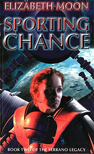 Book Cover - Sporting Chance by Elizabeth Moon