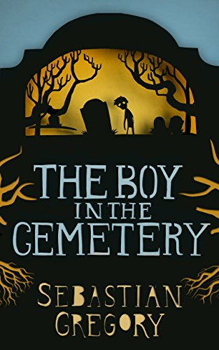 The Boy in the Cemetery by Sebastian Gregory
