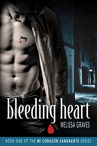 Bleeding Heart by Melissa Graves | books, reading, book covers
