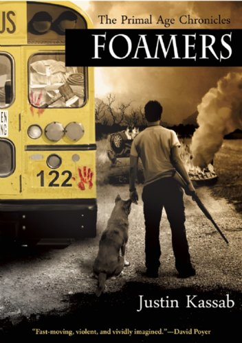Book Cover - Foamers by Justin Kassab