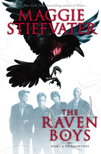 The Raven Boys by Maggie Stiefvater   reading, books