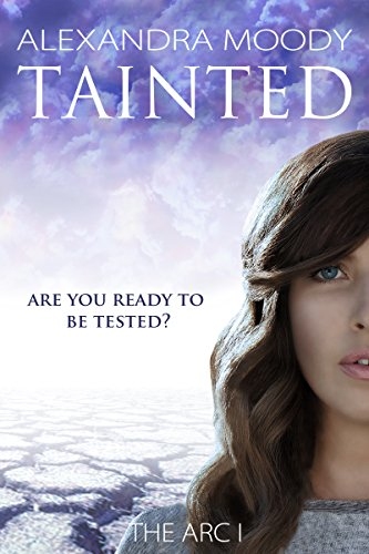 Tainted by Alexandra Moody | books, reading, book covers