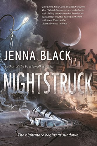 Nightstruck by Jenna Black | books, reading, book covers