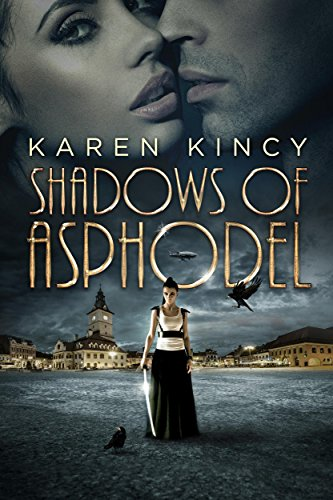 Shadows of Asphodel by Karen Kincy | books, reading, book covers