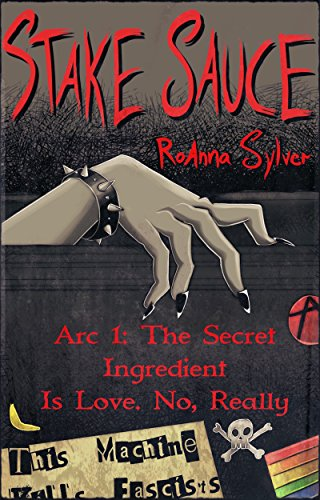 Stake Sauce by RoAnna Sylver