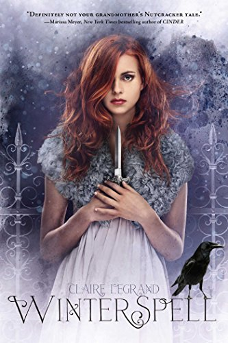 Winterspell by Claire Legrand   books, reading, book covers