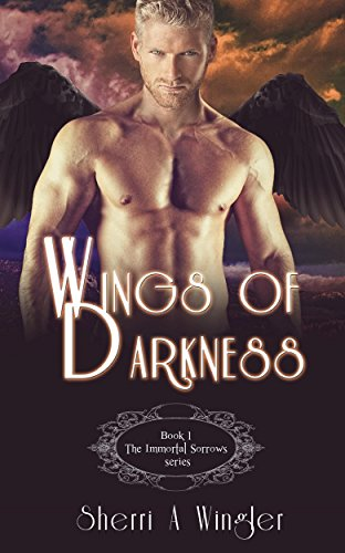 Wings of Darkness by Sherri A. Wingler | books, reading, book covers