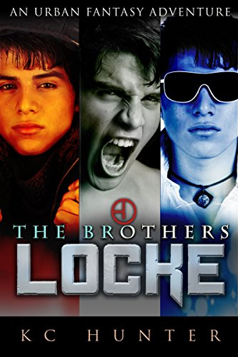 Book Cover - The Brothers Locke by KC Hunter