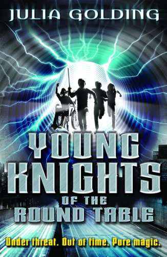 Book Cover - Young Knights Of The Round Table by Julia Golding