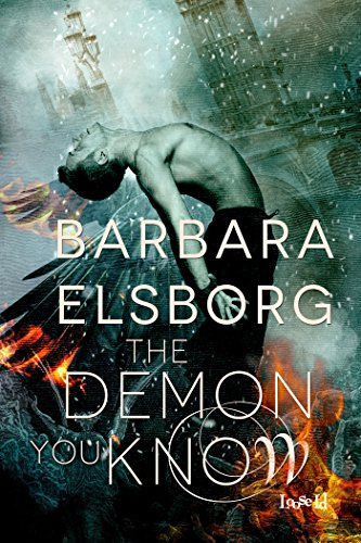The Demon You Know by Barbara Elsborg | books, reading, book covers
