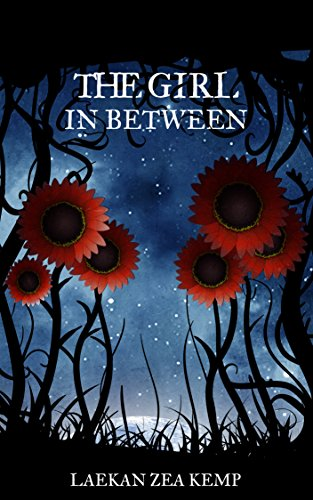 The Girl in Between by Laekan Zea Kemp | books, reading, book covers, cover love, the moon