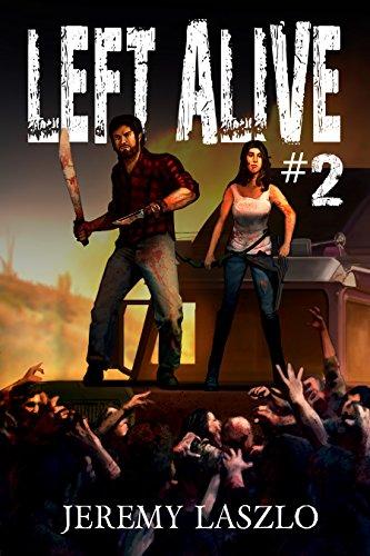 Left Alive #2 by Jeremy Laszlo