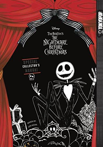 Disney Manga Tim Burton's The Nightmare Before Christmas by Jun Asuka | reading, books