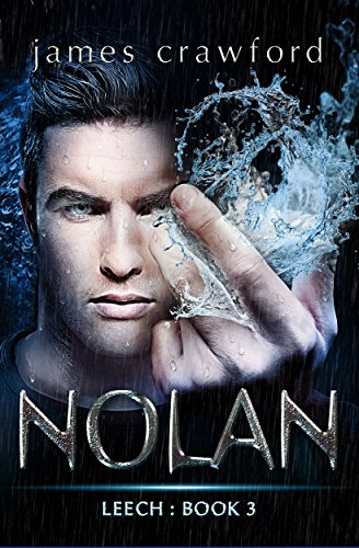 Nolan by James Crawford   books, reading, book covers, cover love, hands