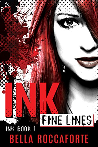 Fine Lines by Bella Roccaforte | books, reading, book covers