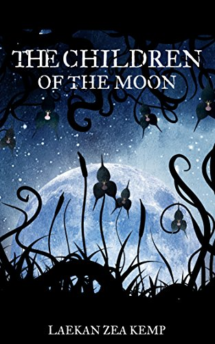 The Children of the Moon by Laekan Zea Kemp | books, reading, book covers, cover love, the moon