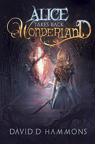 Alice Takes Back Wonderland by David D. Hammons