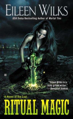 Ritual Magic by Eileen Wilks | books, reading, book covers