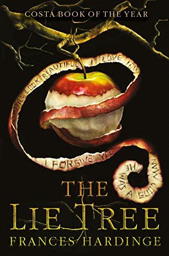The Lie Tree by Frances Hardinge   reading, books