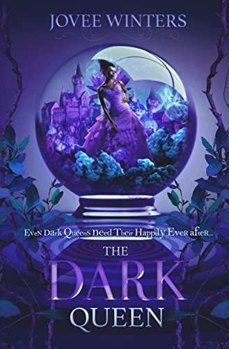 The Dark Queen by Jovee Winters | reading, books, book covers, cover love, snow globes