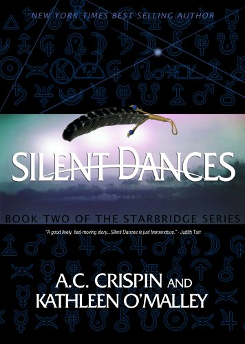 Book Cover - Silent Dances by A.C. Crispin, Kathleen O'Malley