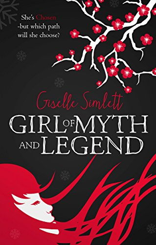 Girl of Myth and Legend by Giselle Simlett | books, reading, book covers