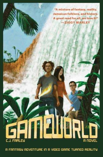 Book Cover - Gameworld by Christopher John Farley