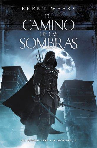 El Camino de las Sombras by Brent Weeks | reading, book covers