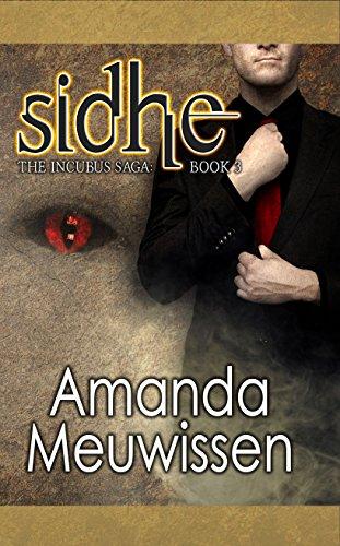Sidhe by Amanda Meuwissen | books reading, book covers