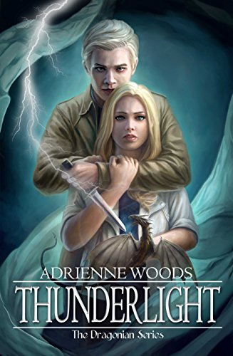 Thunderlight by Adrienne Woods   books, reading, book covers, cover love, dragons