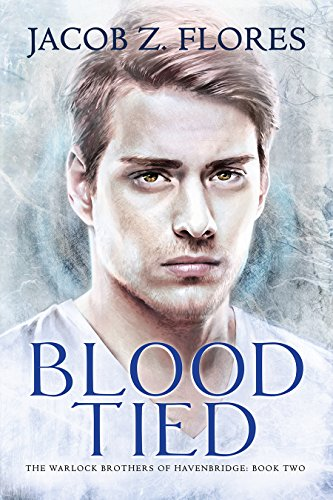 Blood Tied by Jacob Z. Flores   reading, books, book covers, cover love, faces