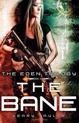 The Bane by Keary Taylor   books, reading, book covers