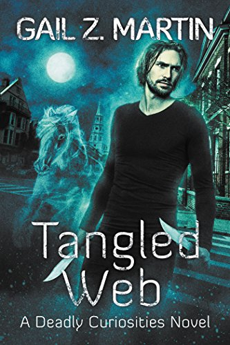 Tangled Web by Gail Z. Martin
