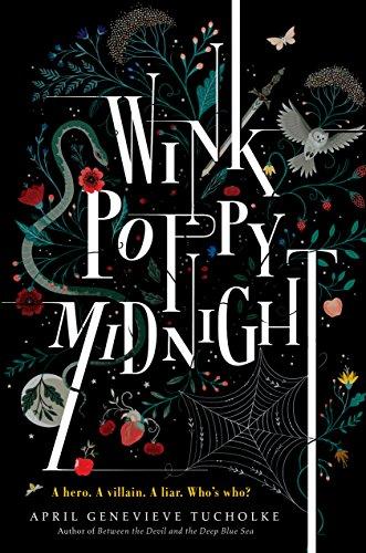Wink Poppy Midnight by April Genevieve Tucholk   reading, books