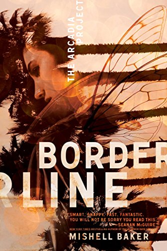 Book Cover - Borderline by Mishell Baker