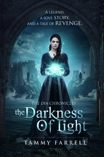 The Darkness of Light by Tammy Farrell | books, reading, book covers
