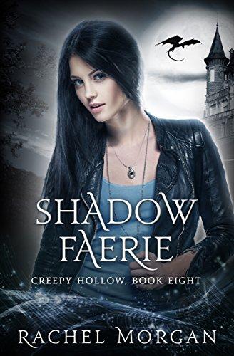 Shadow Faerie by Rachel Morgan