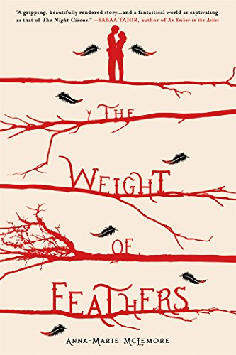 The Weight of Feathers by Anna-Marie McLemore | books, reading, book covers