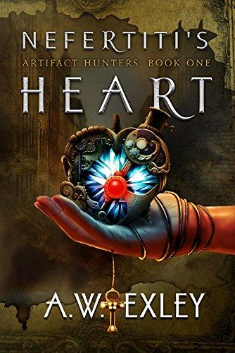 Nefertiti's Heart by A.W. Exley