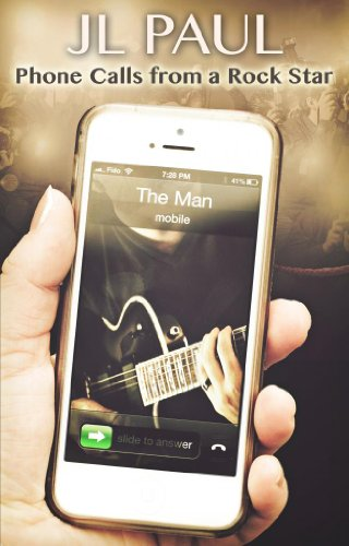 Phone Calls from a Rockstar by JL Paul | books, reading, book covers, cover love, phones
