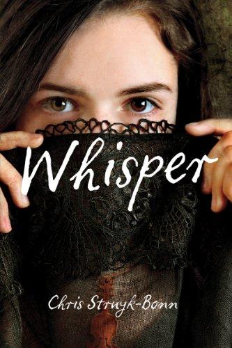 Book Cover - Whisper by Chris Struyk-Bonn