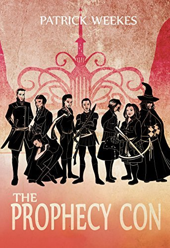 The Prophecy Con by Patrick Weekes | books, reading, book covers, cover love, arrows