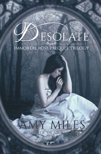 Desolate by Amy Miles   books, reading, book covers, cover love